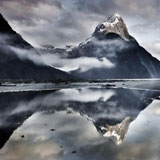 MITRE PEAK REFLECTING